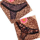 LACE Women's Sexy Thongs G-string Underwear Panties Briefs For Ladies T-back 1pcs/lot ah87-lilogal