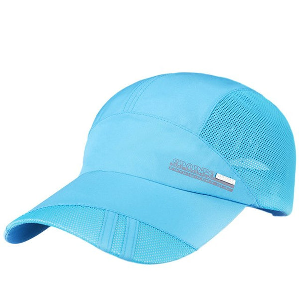 Mesh Hat boy girl Summer mesh caps baseball hat Women Sun Hat Outdoor Sunscreen girl Baseball Cap gorra mujer Snapback QG3-lilogal