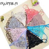 women black color sexy underwear ladies underwear panties lingerie bikini ear pants/ thong/g-string 1pcs/lot ah09-lilogal