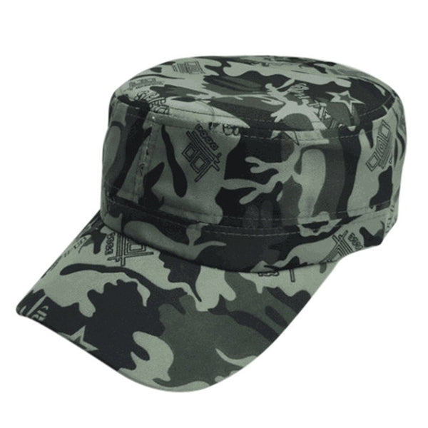 2018 New Fashion Creative Men Women Camouflage Outdoor Climbing Baseball Cap Hip Hop Dance Hat Cap With High Quality YL3-lilogal