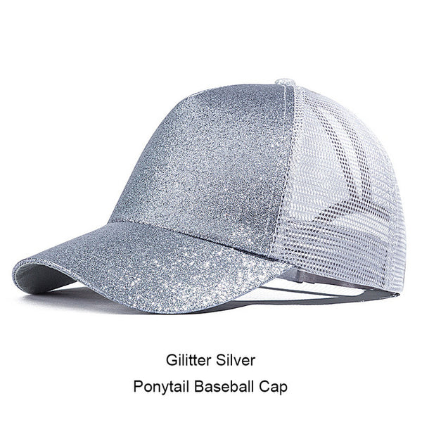 TRUENJOY 2018 Ponytail Baseball Cap Women Summer Mesh Cap Men Snapback Hat Casual Baseball Hat Female Hip Hop Cap Drop Shipping-lilogal