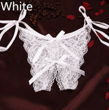 Women Thongs G Strings Sexy Panties Female Transparent Lace Temptation Briefs Underwear Women Erotic Lingerie Culotte Femme-lilogal