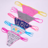 XXXXL women g-string sexy lace underwear ladies panties lingerie bikini underwear pants thong intimatewear 3pcs/lot zhx13-lilogal