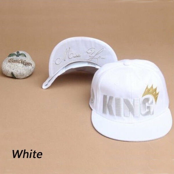 Fashion King Letter Crown Baseball Cap Multifunction Adjustable Brimmed Hats For 2-6 Years Old Children Boys Girls Baby-lilogal