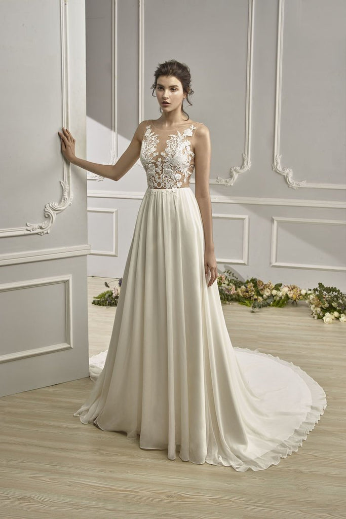 (New) Lauren Wedding Dress