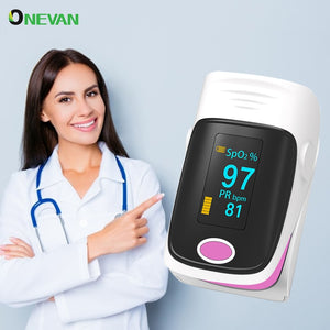 Pulse Oximeter SpO2 Mini Portable Equipment