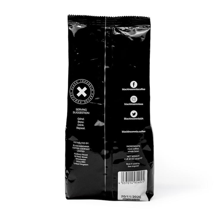Black Insomnia Coffee Beans Black Insomnia South Africa  Black Insomnia South Africa