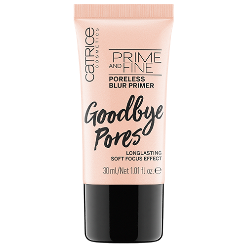 Prime And Fine Poreless Blur Primer