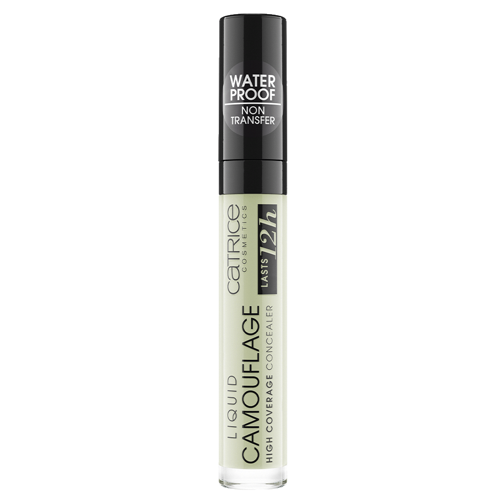 Anti-Red Liquid Camouflage High Coverage Concealer