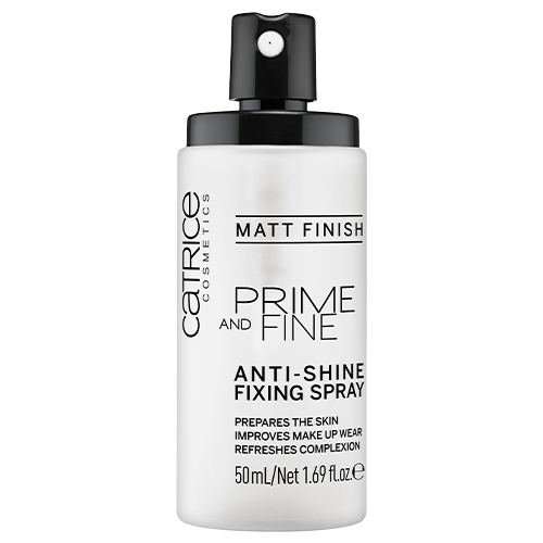 Prime and Fine Anti-Shine Fixing Spray