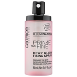 Prime & Fine Dewy Glow Finishing Spray