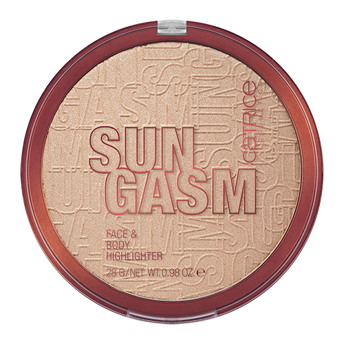 SUNGASM Face & Body Highlighter