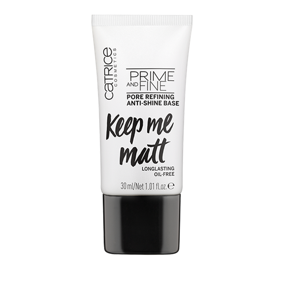 Prime And Fine Pore Refining Anti-Shine Base