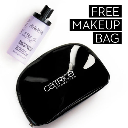 Multitalent Fixing Spray with Free Makeup Bag