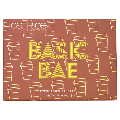 Basic Bae 12 Shade Eyeshadow Palette