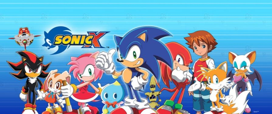Image result for sonic x complete series""