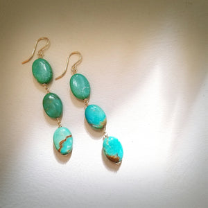 Natural Turquoise Line