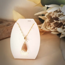 Load image into Gallery viewer, Brown Moonstone Necklace