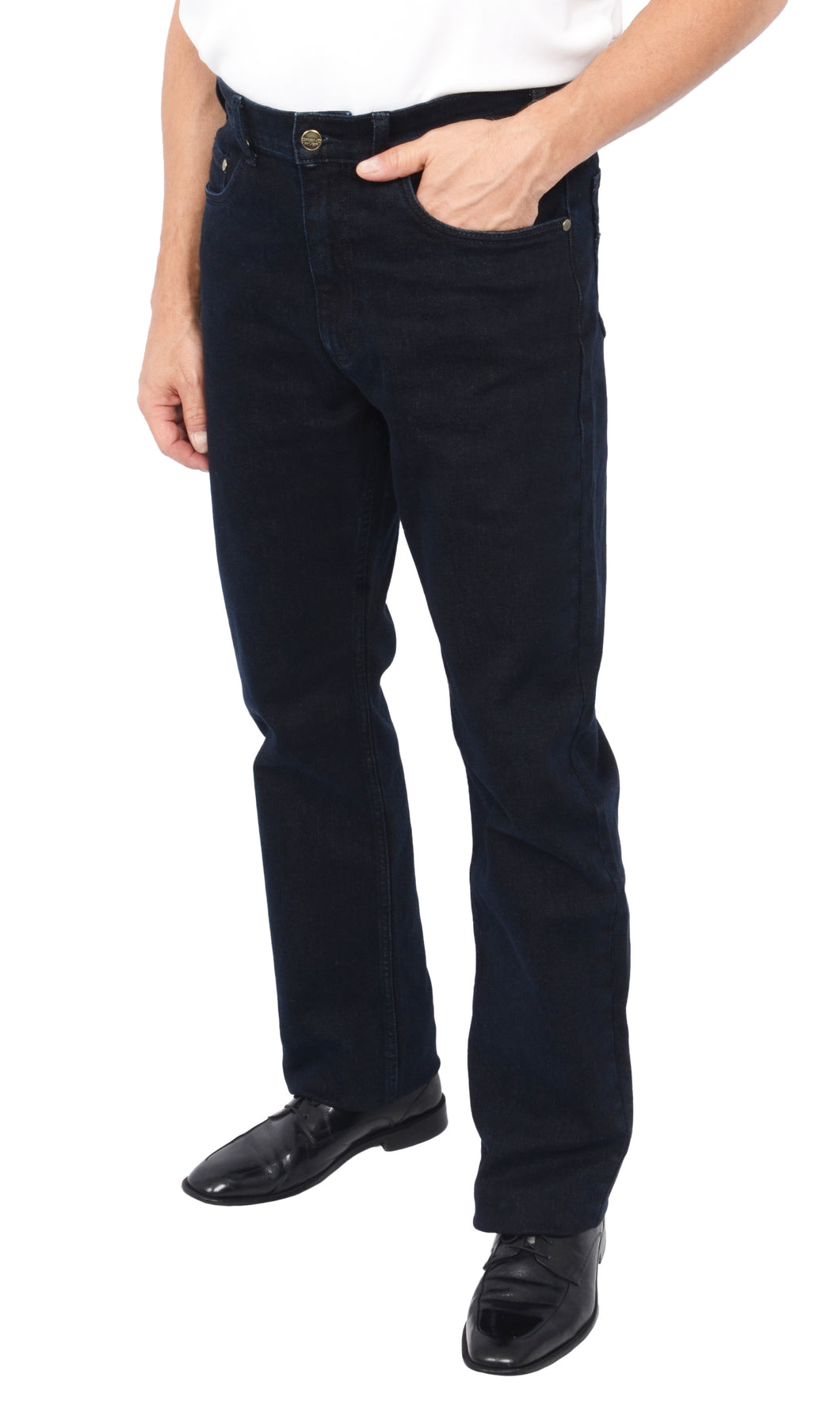 #228 - Midnight Stretch Traditional Straight Cut