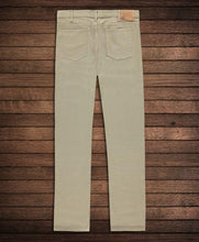 Load image into Gallery viewer, #191 - Khaki Stretch Traditional Straight Cut