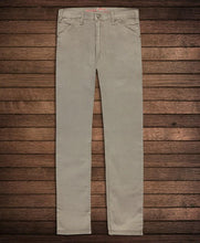 Load image into Gallery viewer, #283K - Khaki Lightweight Stretch Twill Pant