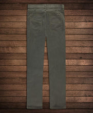 Load image into Gallery viewer, #283O - Olive Lightweight Stretch Twill Pant