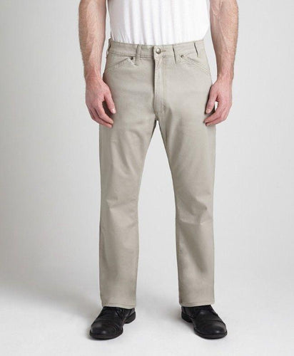 #283S - Stone Lightweight Stretch Twill Pant