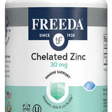 Chelated Zinc 30 mg (Albion TRAACS™ Bisglycinate)