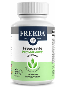 Freedavite - 250 Tiny Tablets