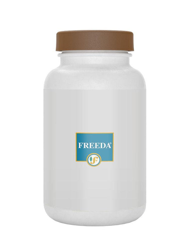 Chelated Calcium 200 mg - 100 Tablets - Freeda Health