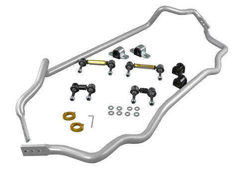 Whiteline Performance - Front and Rear Sway bar - vehicle kit (BMK010) BMK010