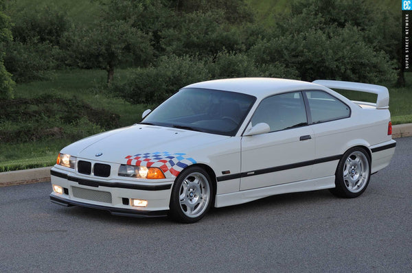 1995-1999 - BMW - 3 Series M3, 1992-1998 Sedan, 1994-1999 Coupe - E36