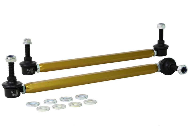 Whiteline Performance - Front Sway bar - link (KLC151)