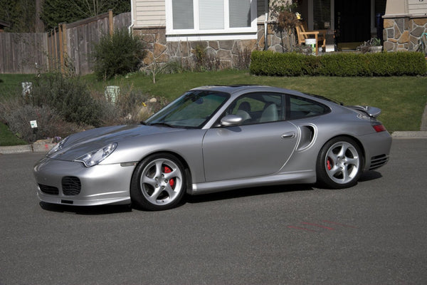 2001-2005 - PORSCHE - 911 911 Turbo AWD + Carrera 4