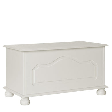 The Copenhagen Blanket Box White