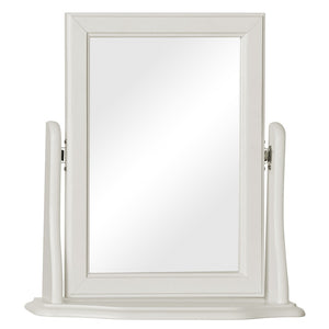 The Copenhagen Dressing Table Mirror White