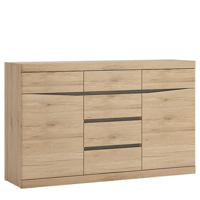 Kensington 2 Door 3+3 drawer Sideboard