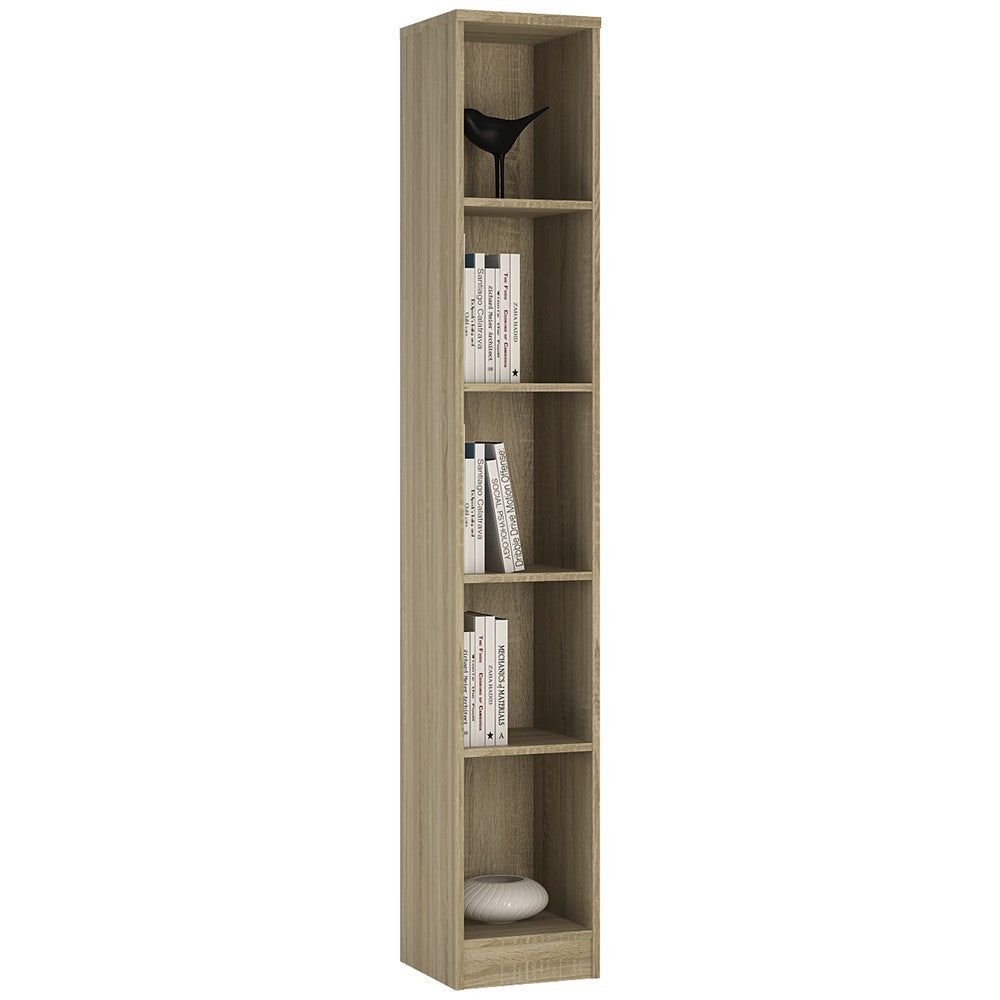 4 You Tall Narrow Bookcase