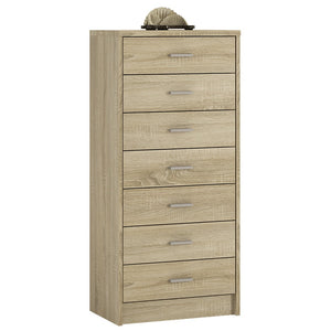 4 You 7 Drawer Narrow Chest