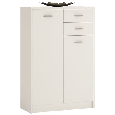 4 You 2 Door 2 drawer Cupboard