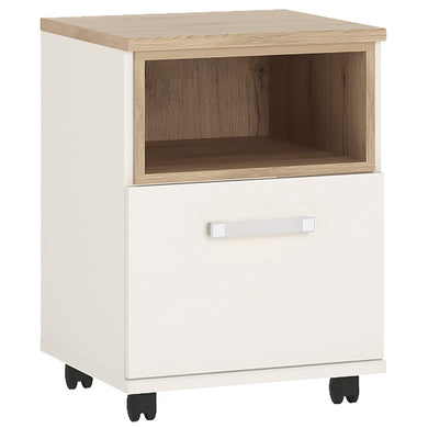 4Kids 1 Door Desk Mobile Opalino
