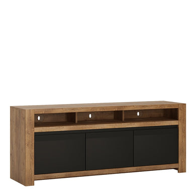 Havana 2 door 1 drawer TV unit