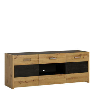Aviles TV Unit - 2 Doors 2 Drawers