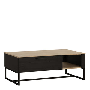 Cordoba Coffee Table - 1 Drawer 1 Shelf