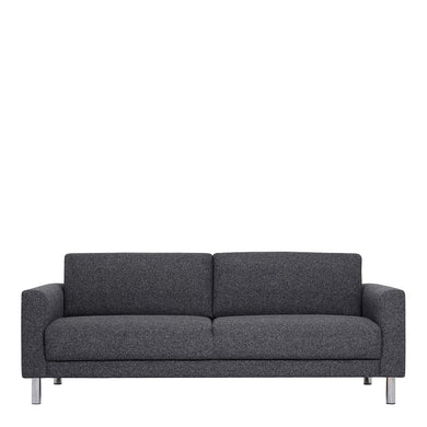 Cleveland 3-Seater Sofa in Nova Anthracite