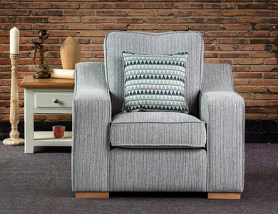 Clyde 1 Seater (Including x1 Scatter cushions)