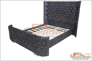 Imperial Sleigh Bed (Button)