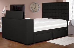 The Image Classic TV bed (2 drawer or no storage)