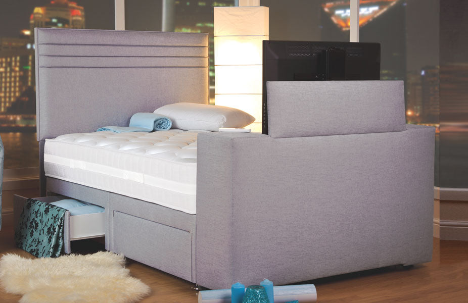 The Image Chic TV bed (2 drawer or no storage)