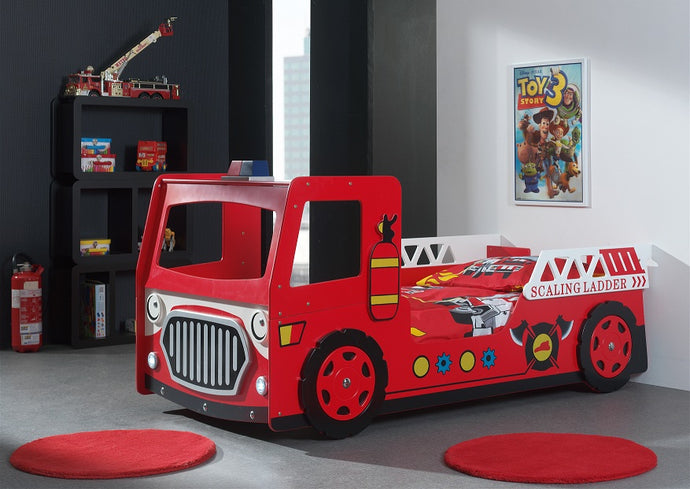 The Artisan Fire Engine Bed